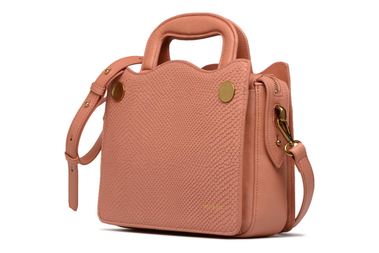 Handtaschen Nat & Nin TEREZA rosa schuhe getragen