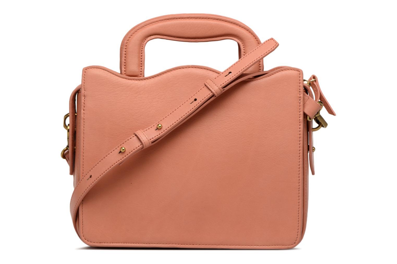 Handtaschen Nat & Nin TEREZA rosa ansicht von vorne