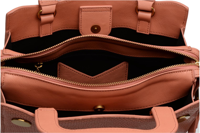 Handtaschen Nat & Nin TEREZA rosa ansicht von hinten