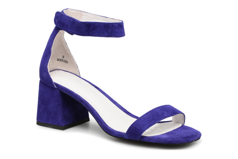 Grandes Campbell descuentos últimos zapatos Jeffrey Campbell Grandes 421 (Azul) - Sandalias Descuento a26ba8