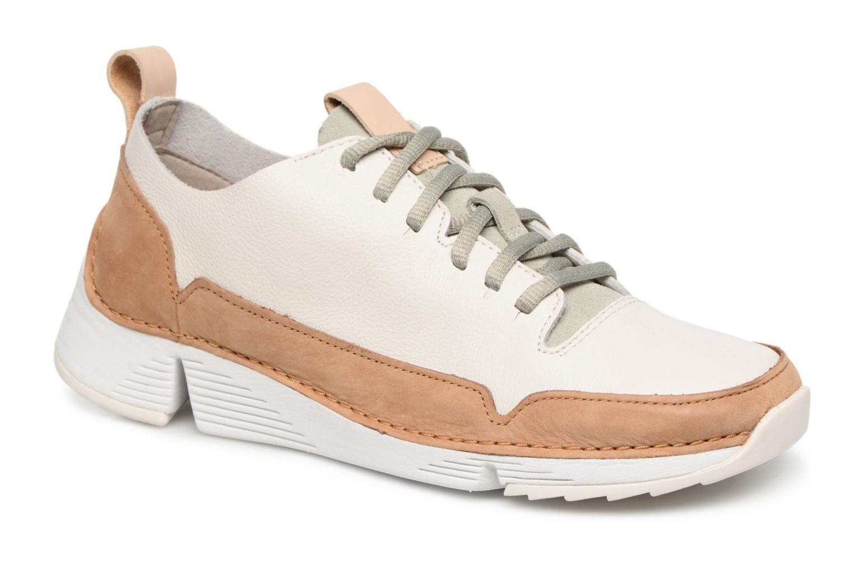 Grandes descuentos últimos zapatos Clarks Tri Spark. (Blanco) - Deportivas Descuento