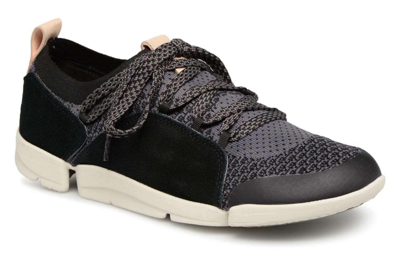 Grandes descuentos últimos zapatos Clarks Tri Amelia (Negro) - Deportivas Descuento
