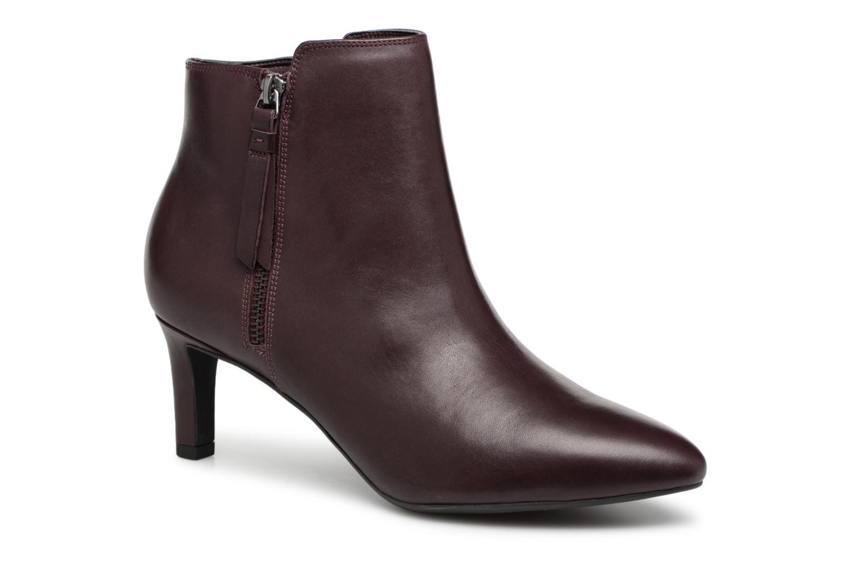 Zapatos de hombres y moda mujeres de moda y casual Clarks Calla Blossom (Violeta     ) - Botines  en Más cómodo a584e9