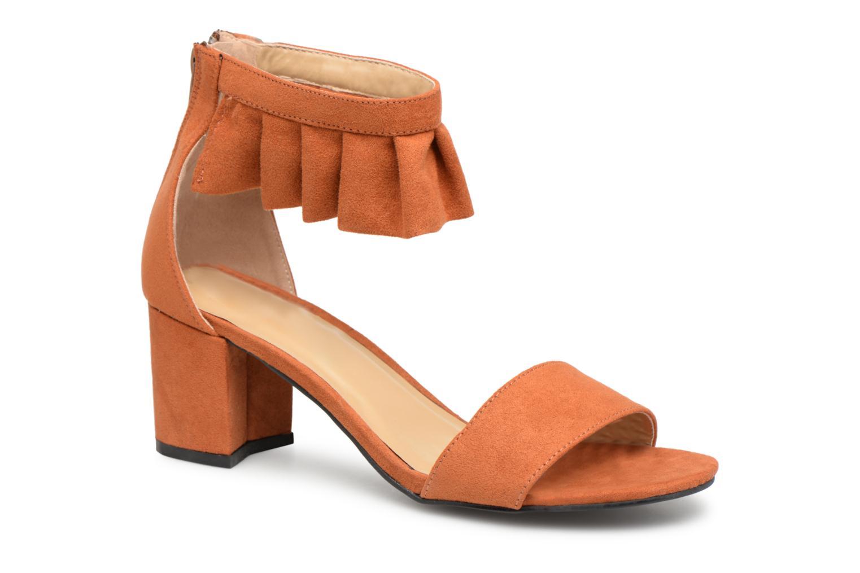 Zapatos promocionales Vero Moda Fab Sandal (Marrón) - Sandalias   Los últimos zapatos de descuento para hombres y mujeres