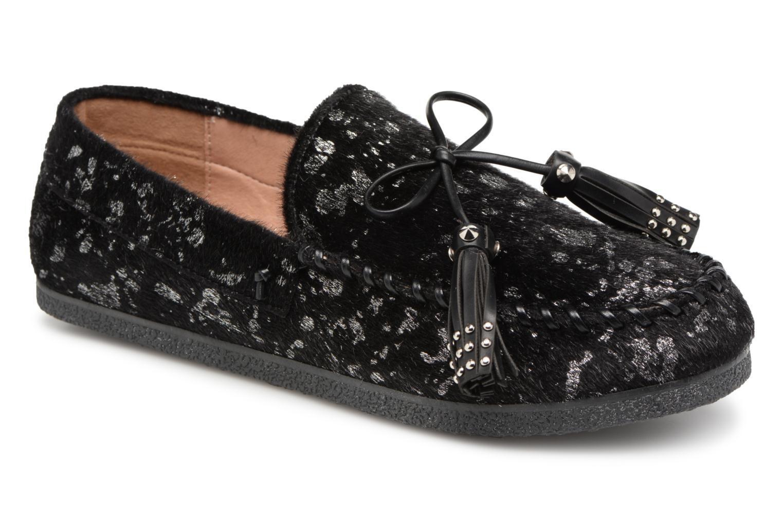 Zapatos promocionales Vanessa Wu Mocassins Souples Noirs (Negro) - Mocasines   Descuento de la marca