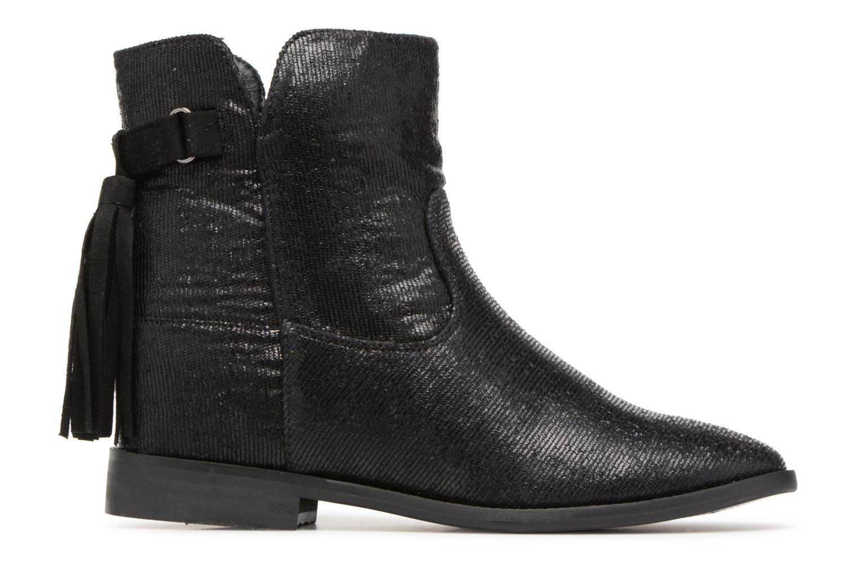 Zapatos promocionales Vanessa Wu Bottines Plates Noires (Negro) - Botines    Casual salvaje