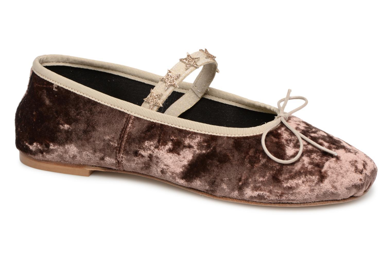 Grandes descuentos últimos zapatos Anniel 1934 VELN+CS (Beige) - Bailarinas Descuento