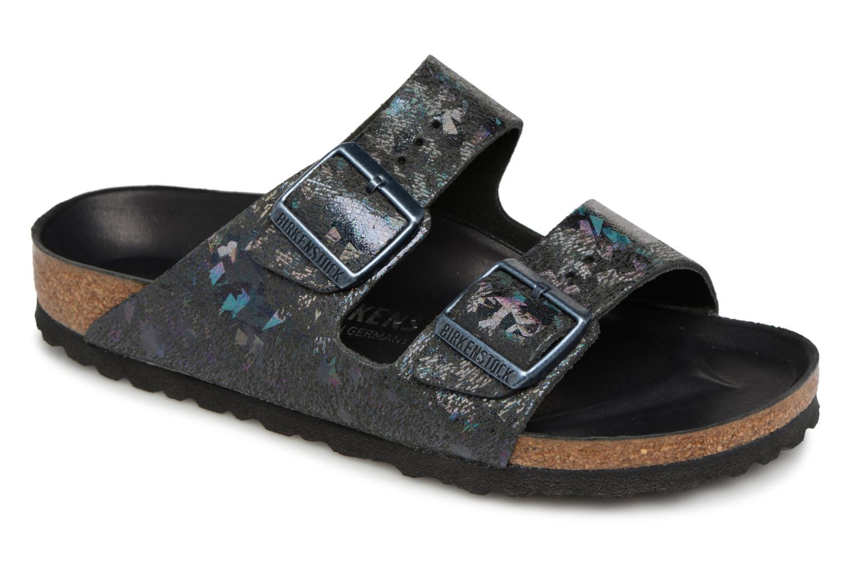 Grandes descuentos últimos zapatos Birkenstock Arizona Hex (Negro) - Sandalias Descuento