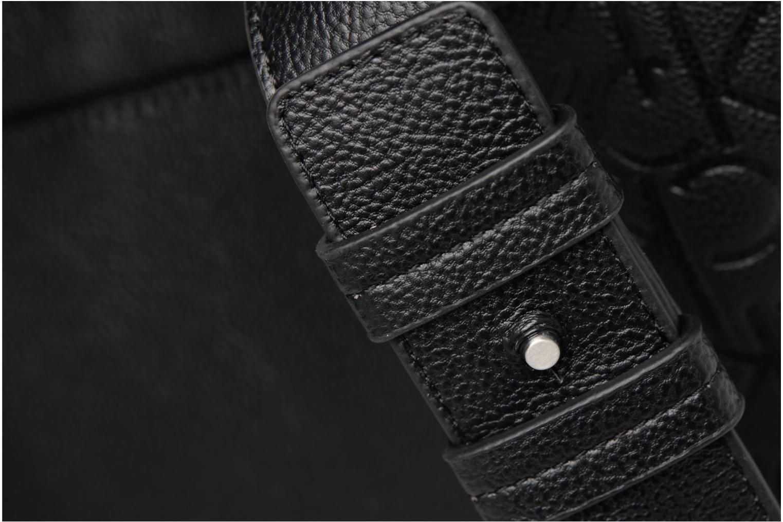 Sacs homme Calvin Klein MEDIUM SHOULDER BAG Noir vue gauche