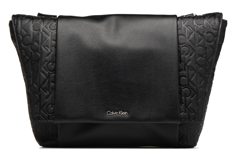 Sacs homme Calvin Klein MEDIUM SHOULDER BAG Noir vue détail/paire