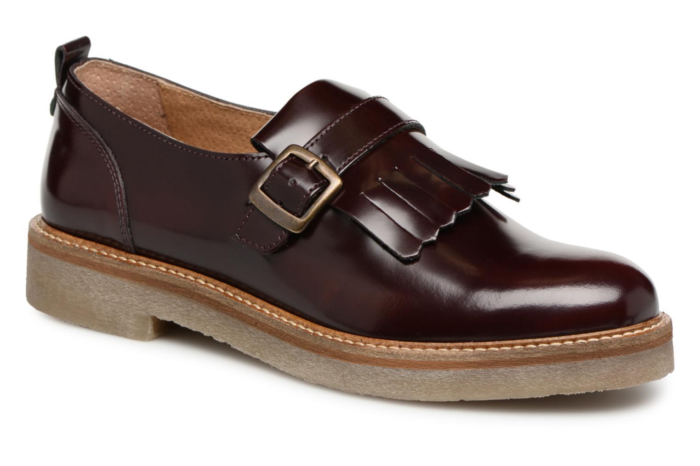 Grandes descuentos últimos zapatos Kickers OXILO (Vino) - Mocasines Descuento