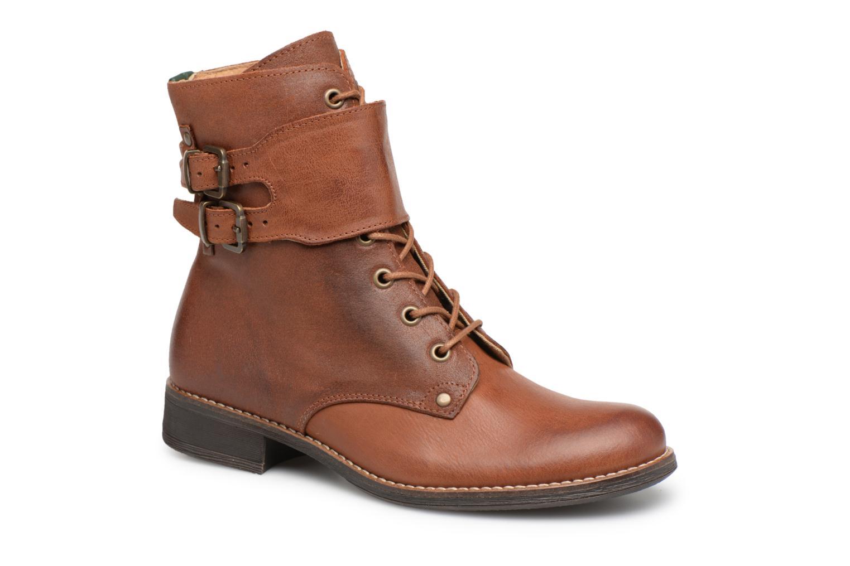 Grandes descuentos últimos zapatos Kickers SMILE (Marrón) - Botines  Descuento