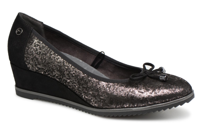 Últimos recortes de precios Tamaris ISAL (Negro) - Zapatos de tacón chez Sarenza