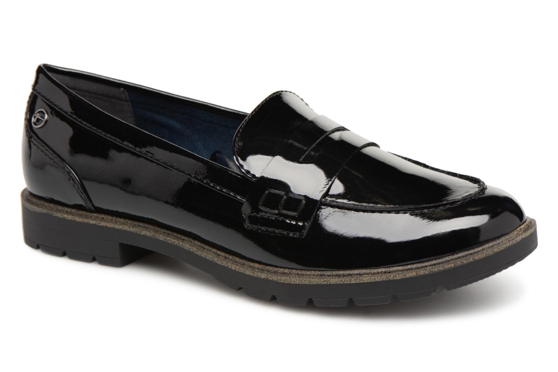 Grandes descuentos últimos zapatos Tamaris CHARLY (Negro) - Mocasines Descuento