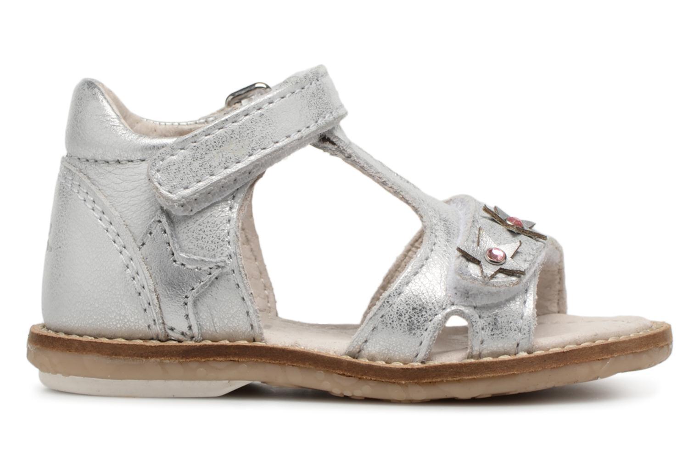 Sandales et nu-pieds Noël MINI STEBI 1 Argent vue derrière