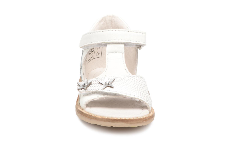 Sandales et nu-pieds Noël MINI STEBI 1 Blanc vue portées chaussures