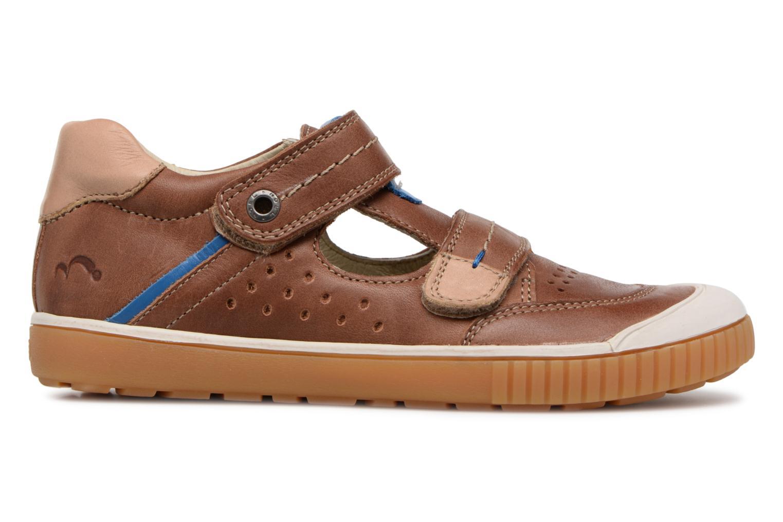 Sneakers Noël OSCAR 2 Bruin achterkant