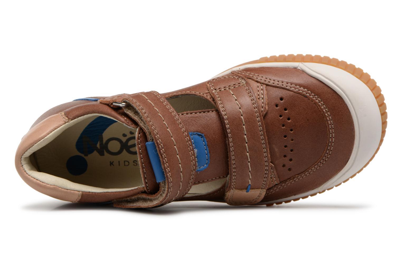 Sneakers Noël OSCAR 2 Bruin links