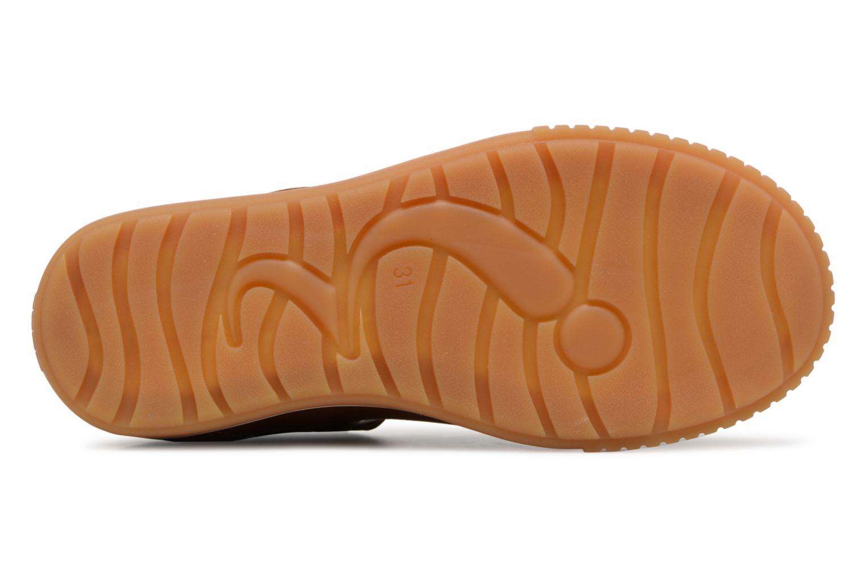 Sneakers Noël OSCAR 2 Bruin boven