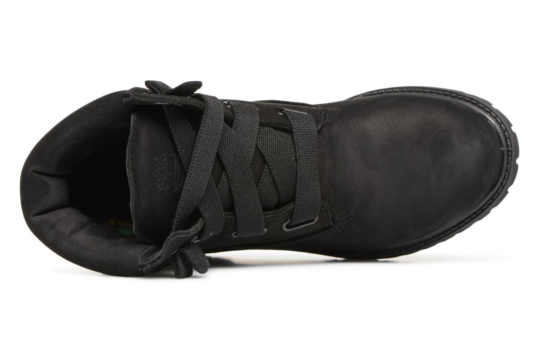 Bottines et boots Timberland 6in Premium Convenience Noir vue gauche