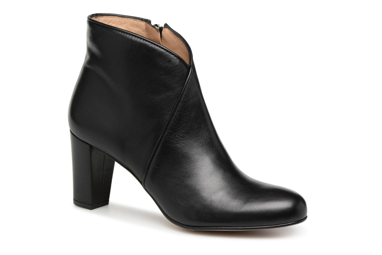 Grandes descuentos últimos zapatos Perlato 10913 (Negro) - Botines  Descuento