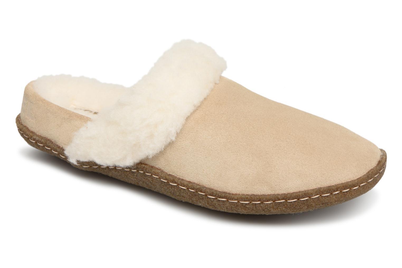 Moda barata y hermosa Sorel Nakiska Slide II (Beige) - Pantuflas en Más cómodo