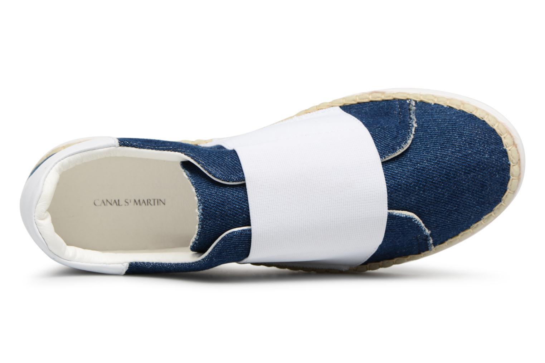 Zapatos de hombre y mujer de promoción por tiempo limitado Canal St Martin LANCRY ELASTIQUE (Blanco) - Deportivas en Más cómodo
