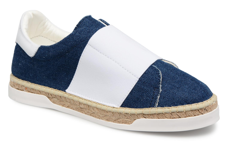 Zapatos casuales salvajes Canal St Martin LANCRY ELASTIQUE (Blanco) - Deportivas en Más cómodo