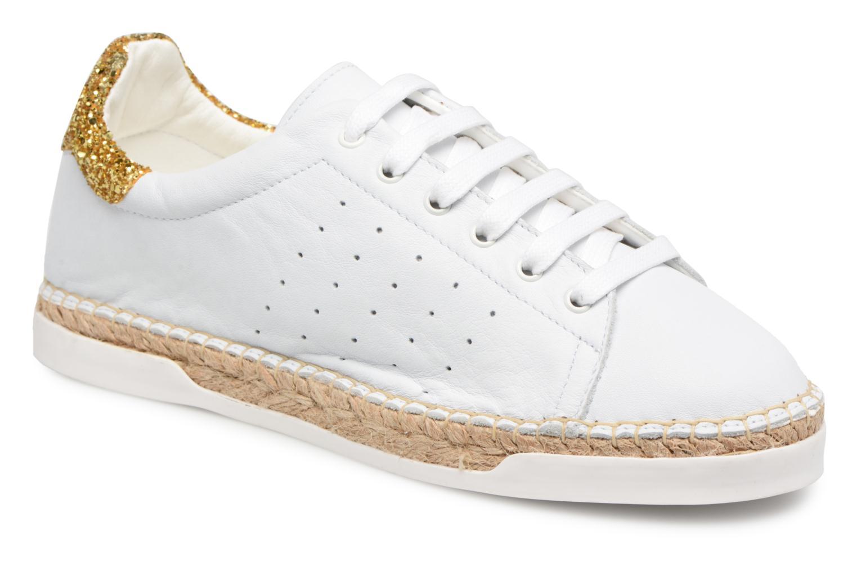 Zapatos promocionales Canal St Martin LANCRY PE18 (Blanco) - Deportivas   Casual salvaje