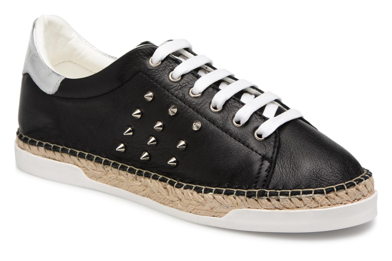 aa6aa8db395 Grandes descuentos últimos zapatos Canal St Martin LANCRY STUDS (Negro) -  Deportivas Descuento