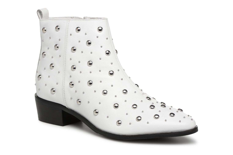 Grandes descuentos últimos zapatos Bronx Btex-chunky 47062 (Blanco) - Botines  Descuento