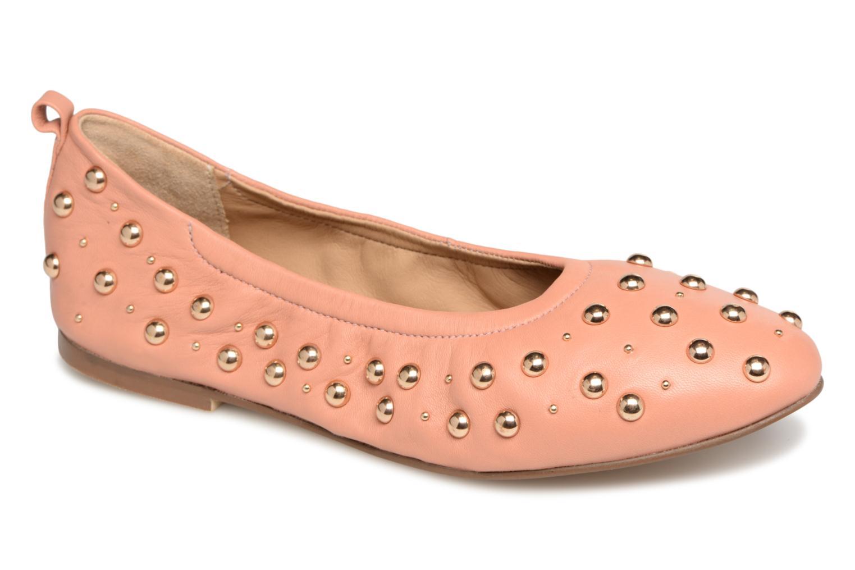 Grandes descuentos últimos zapatos Bronx Bsinnerx 66063 (Beige) - Bailarinas Descuento