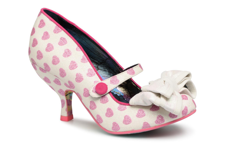Nuevos zapatos para hombres y mujeres, descuento por tiempo limitado Irregular choice LOVE IS ALL AROUND (Blanco) - Zapatos de tacón en Más cómodo
