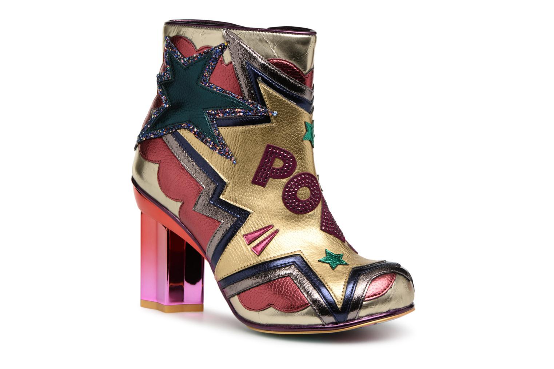 Los últimos zapatos de descuento para hombres y mujeres Irregular choice BANG POW (Multicolor) - Botines  en Más cómodo