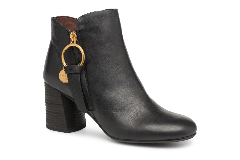 Grandes descuentos últimos zapatos See by Chloé Louise (Negro) - Botines  Descuento