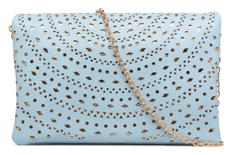 Handtaschen Street Level Perforated crossbody blau ansicht von vorne