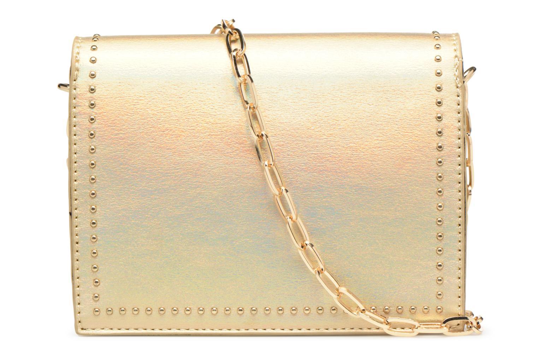 Handtaschen Street Level Mettalic chainstrap crossbody gold/bronze ansicht von vorne