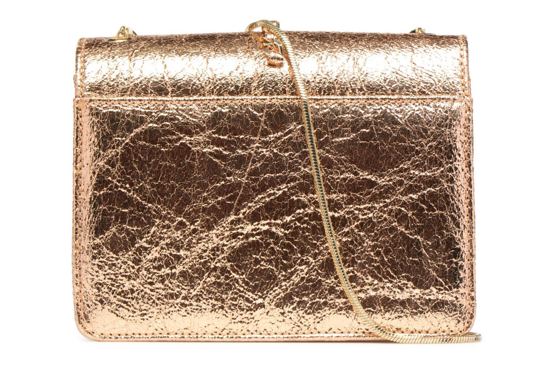 Handtaschen Street Level Shoulder bag w/chain and tassel detail silber ansicht von vorne