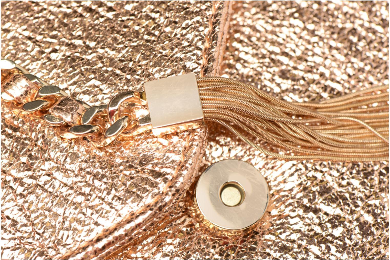 Handtassen Street Level Shoulder bag w/chain and tassel detail Zilver links