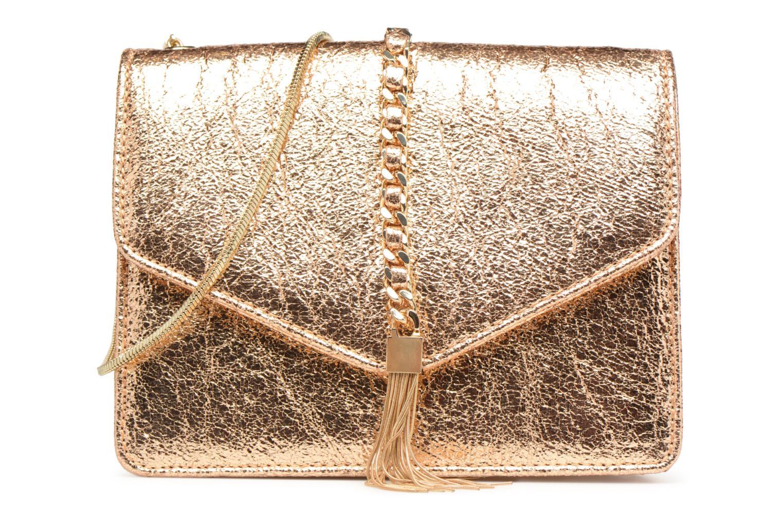 Handtassen Street Level Shoulder bag w/chain and tassel detail Zilver detail