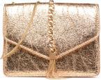 Sacs à main Sacs Shoulder bag w/chain and tassel detail