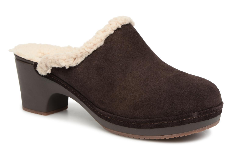 ZapatosCrocs SarahLinedClog (Marrón) - Zuecos  Gran  Gran  descuento 99d09f