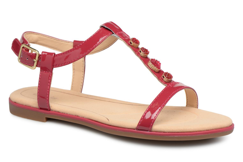 Grandes descuentos últimos zapatos Clarks Bay Blossom (Rosa) - Sandalias Descuento