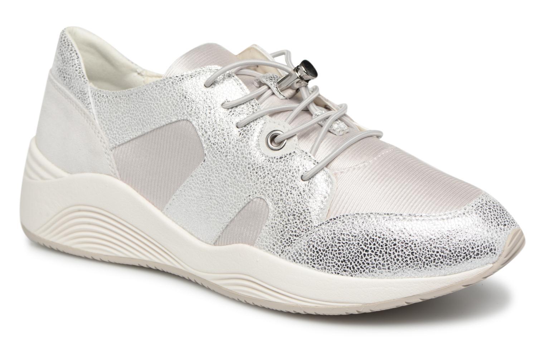 Zapatos promocionales Geox D OMAYA D (Oro y bronce) - Deportivas   Descuento de la marca