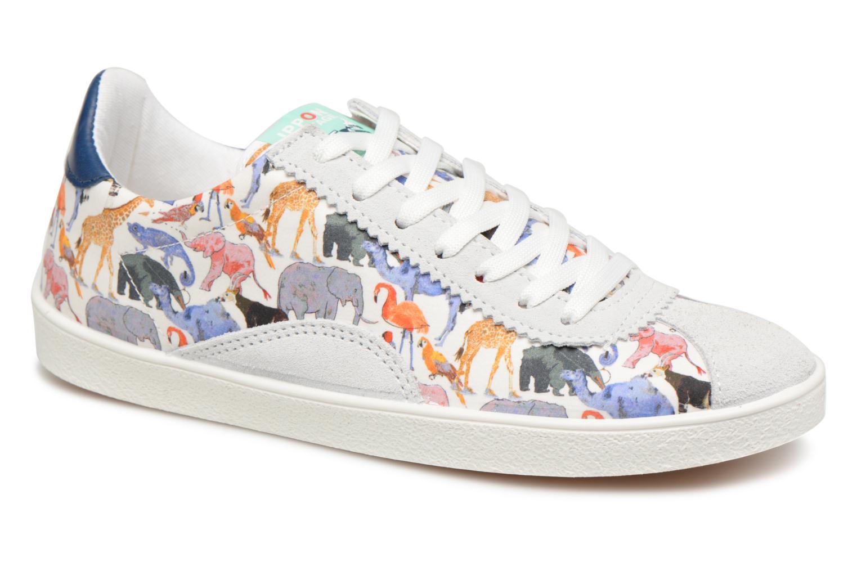Grandes descuentos últimos zapatos Ippon Vintage Descuento CAPTAIN-ZOO (Multicolor) - Deportivas Descuento Vintage 2a7bbb