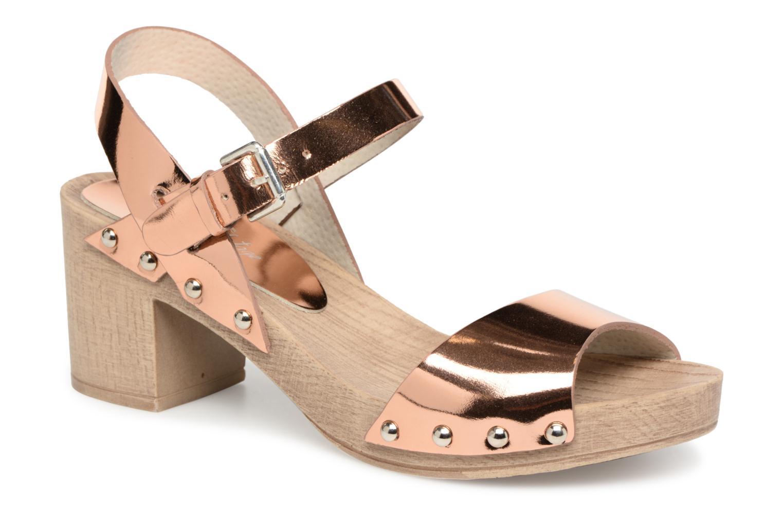 Grandes descuentos últimos zapatos Ippon Vintage SOK-METAL (Rosa) - Sandalias Descuento