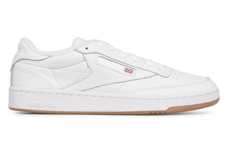 Sneaker Reebok Club C 85 Estl M weiß ansicht von hinten