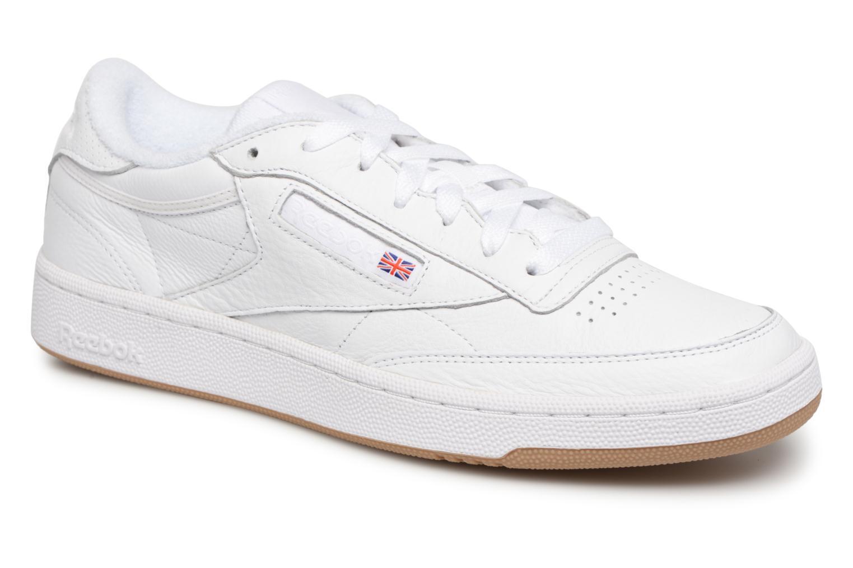 Sneaker Reebok Club C 85 Estl M weiß detaillierte ansicht/modell