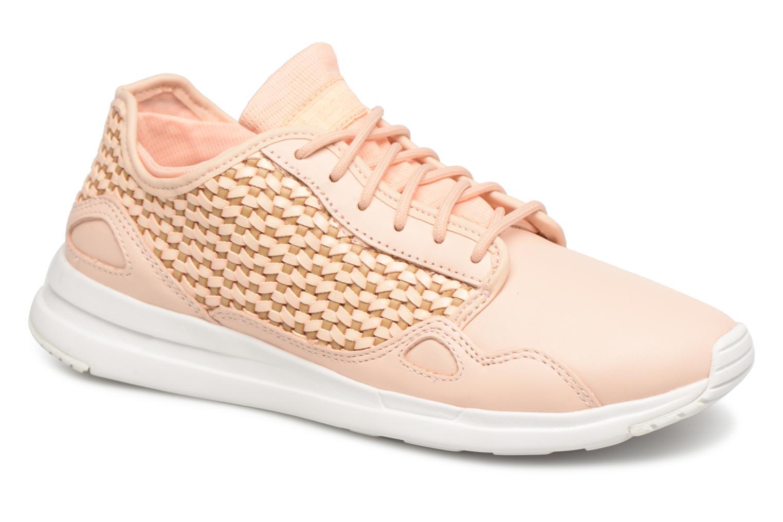 Zapatos promocionales Le Coq Sportif R Flow W Woven (Naranja) - Deportivas   Gran descuento