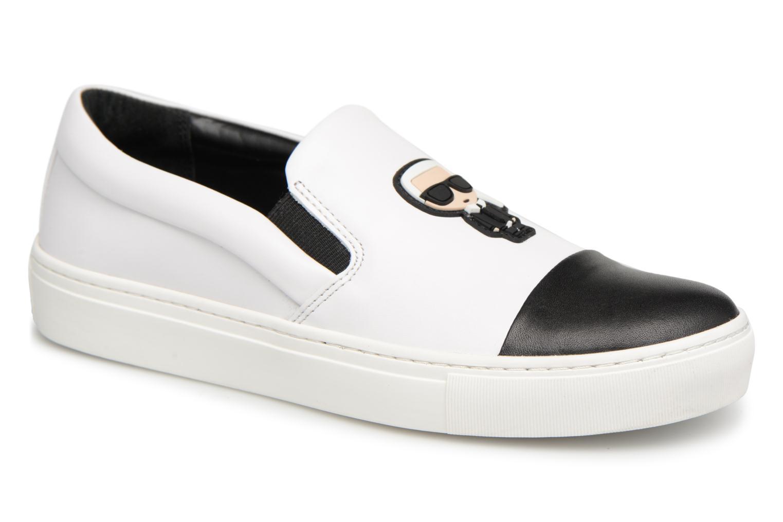 Grandes descuentos últimos zapatos Karl Lagerfeld Plimsoll Descuento Karl (Blanco) - Deportivas Descuento Plimsoll 1edfc3
